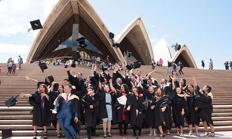 Trường Universal Business School Sydney: Úc Học phí, điều kiện đầu vào