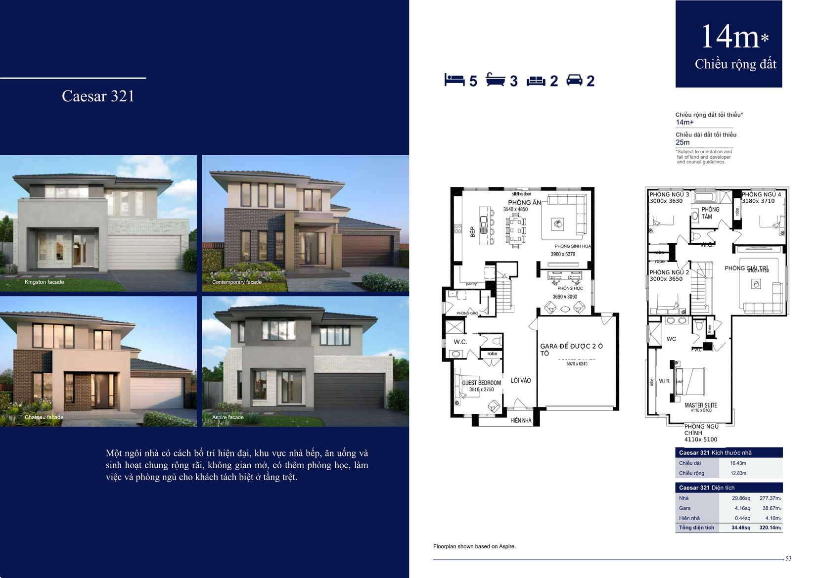 Những ngôi nhà chất lượng, giá cả hợp lý của công ty xây dựngMetricon Homes