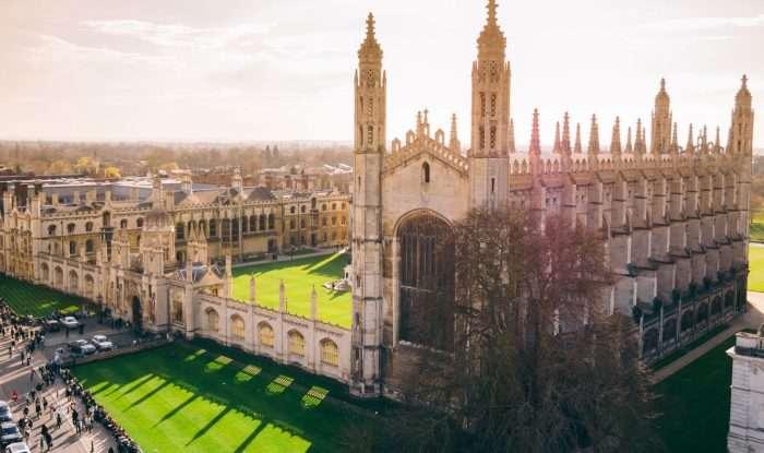 Đại học Cambridge thường xuyên nằm trongnhững trường kỹ thuật hàng đầu