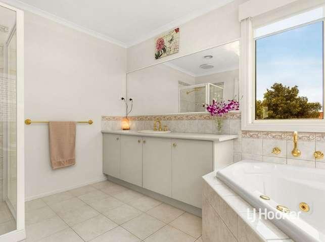 Ngôi nhà có phòng tắm hiện đại