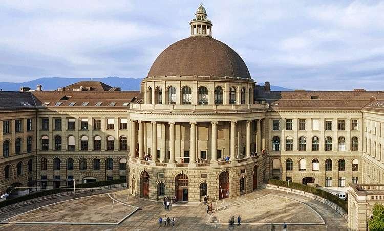 Viện Công nghệ Liên bang Thụy Sĩ đạt nhiều giải Nobel