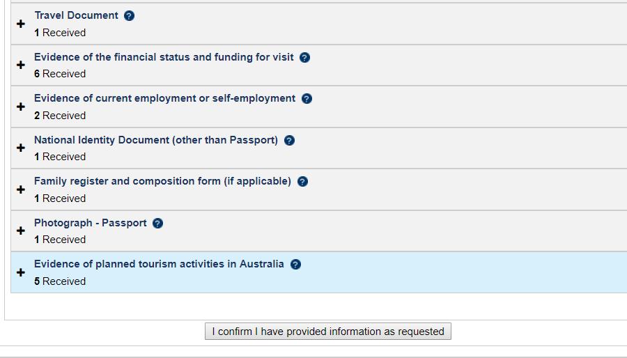 Cách làm visa đi úc online dễ đậu là đính kèm nhiều giấy tờ