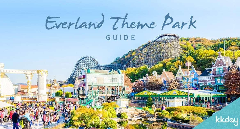Công viên Everland Hàn Quốc nằmtrong top 10 công viên lớn nhất thế giới