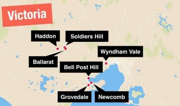 Giá nhà ngoại ô Úc bang Victoria thu hút nhiều người tìm mua