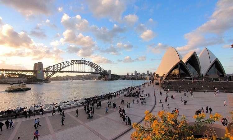 Hướng dẫn trải nghiệm nhà hát con sò Opera Sydney trọn vẹn nhất