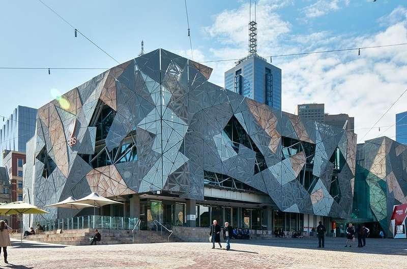 Khám phá quảng trường Federation Square hấp dẫn ở Melbourne