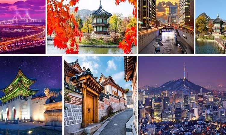 Tour du lịch Hàn Quốc 5 ngày 4 đêm tháng 5, 6, 7 giá rẻ nhất 2019