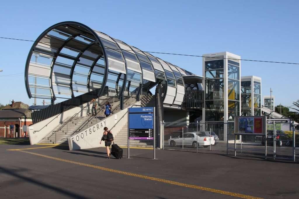 Footscray là một vùng ngoại ô có giá thuê nhà rẻ khá sôi động ở Melbourne