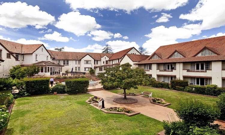 Mercure Canberra là khách sạn ở Canberra Úc được đánh giá cao