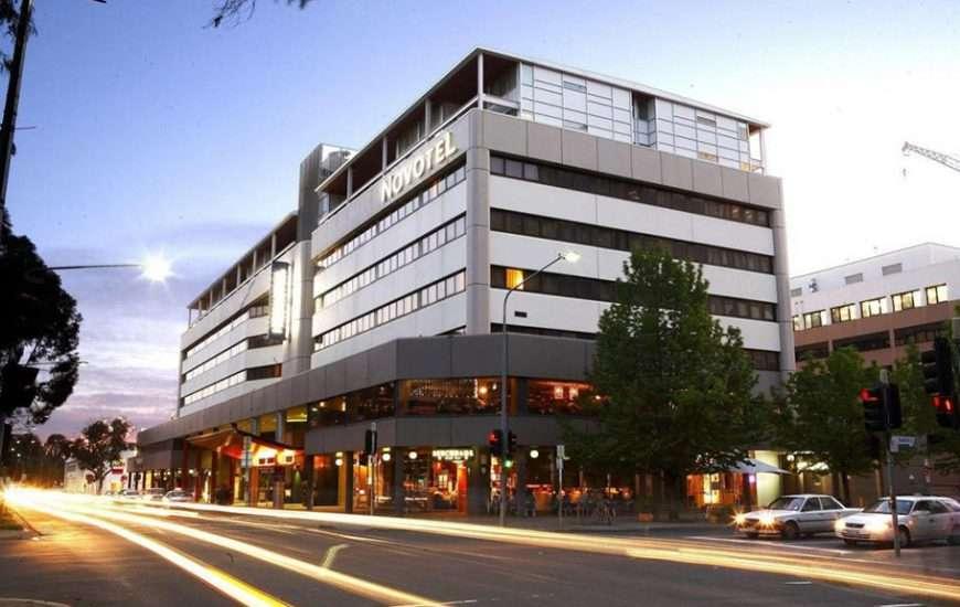 Novotel Canberra mang lại nhiều dịch vụ đầy đủ