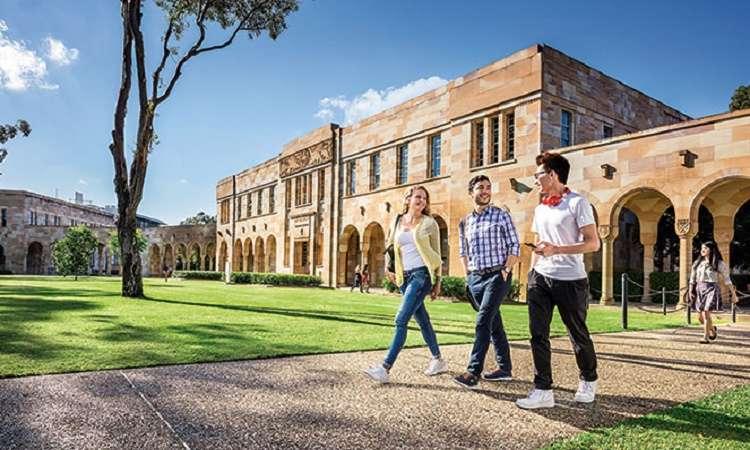 Các trường Đại học ở Brisbane Úcđa dạng ngành nghề chất lượng