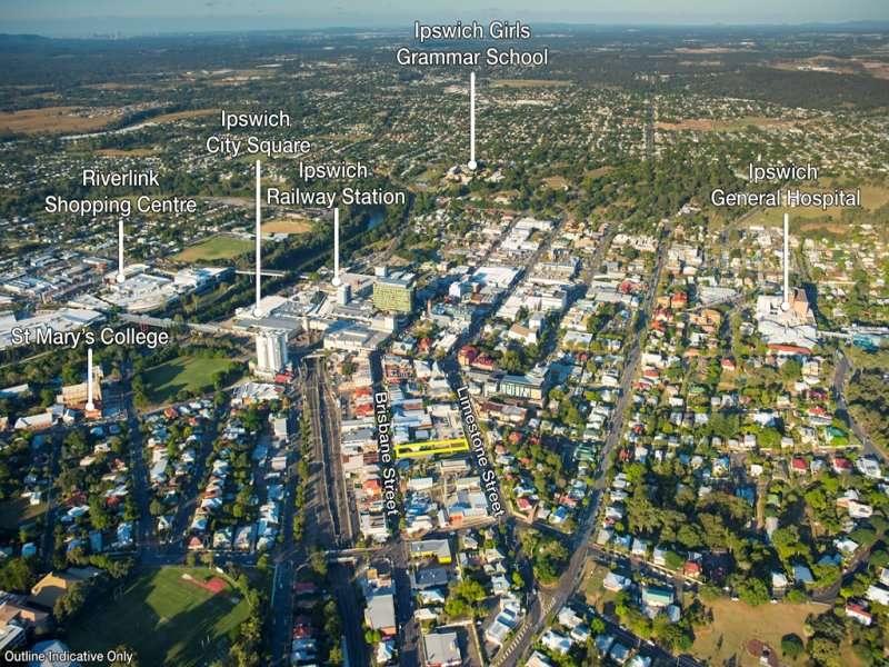 Ipswich là vùng ngoài ô Brisbane có giá thuê nhà rẻ