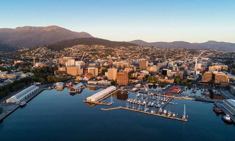 Cuộc sống ở Hobart bang Tasmania Úc bình yên và dễ chịu