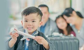 Giấy tờ thủ tục cho trẻ em đi du lịch nước ngoài và đồ cần chuẩn bị