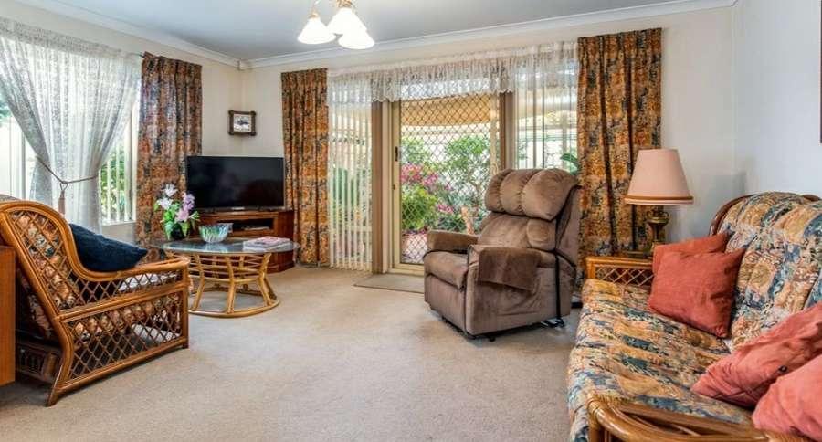 Không gian nội thất ngôi nhà ở Úc tạo cảm giác ấm cúng