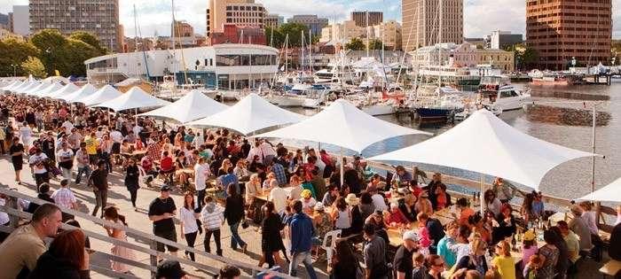 Lễ hội Hobart Summer đặc sắc trong năm