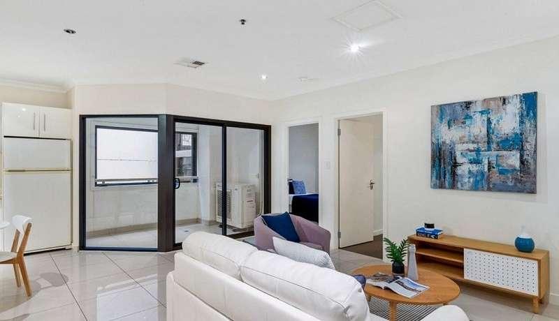 Thiết kế bố trí nội thất của căn hộ chung cư