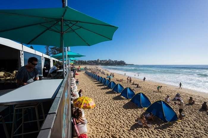Địa điểm du lịch miễn phí ở Sydney không thể bỏ qua bãi biển Manly