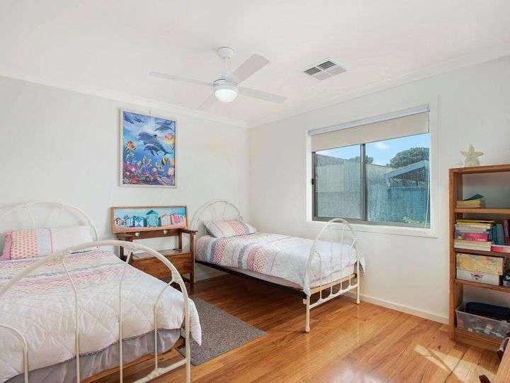 Các phòng ngủ có cửa sổ thoáng đãng