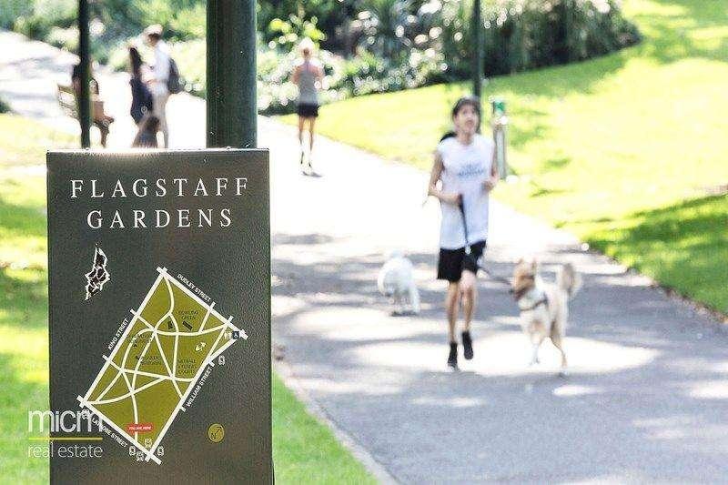 Căn hộ gần với công viên Flagstaff Gardens