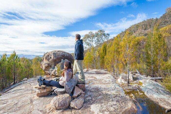 Khám phácông viên quốc gia Namadgi hoang sơ