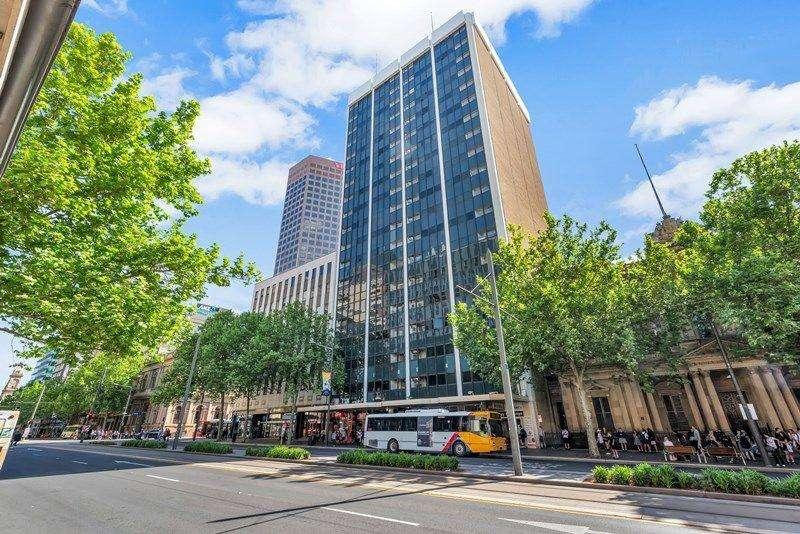 Căn hộ chung cư ở trung tâm Adelaide sầm uất