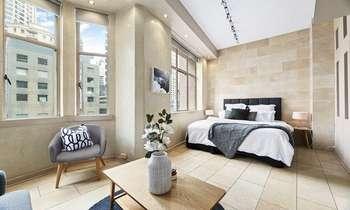 Mua căn hộ trung tâm Sydney Úc 2020 hai phòng ngủ, đủ tiện nghi