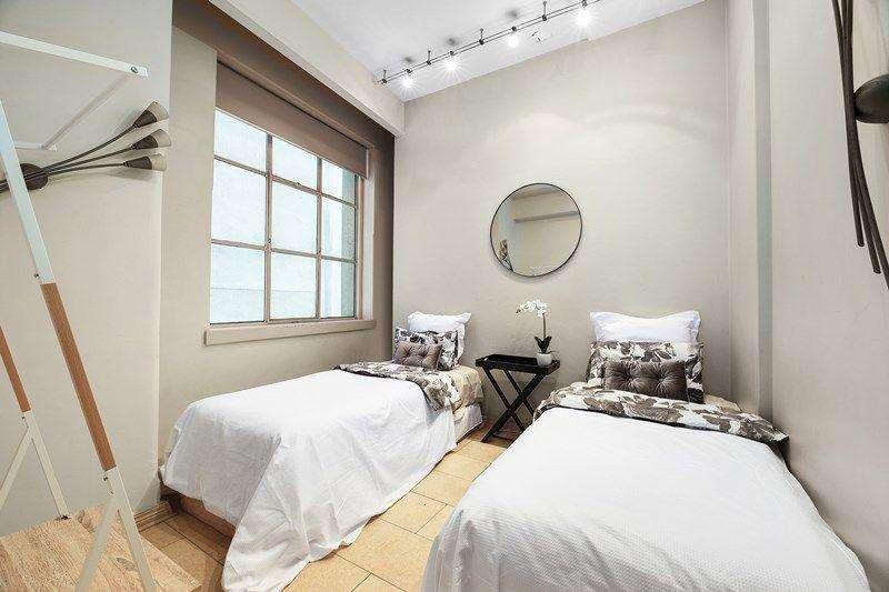 Phòng ngủ thứ 2 có hai giường đơn
