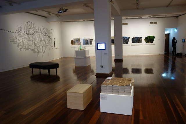 Triển lãm nghệ thuật ởWollongong Úc trưng bày nhiều tác phẩm ấn tượng