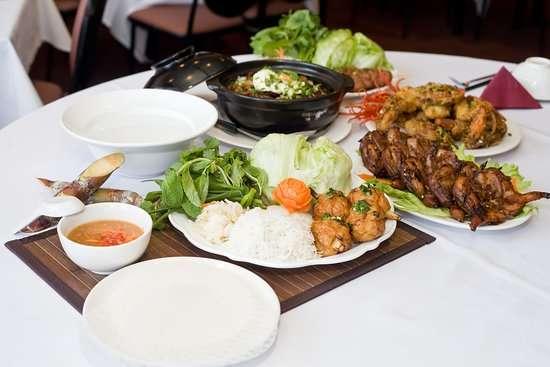 Vietnam Restaurant là quán ăn Việt ở Adelaide ngon nổi tiếng
