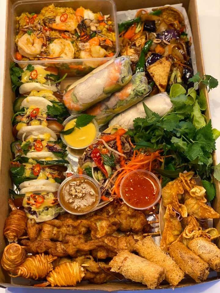 Co May Vietnamese Restaurant mang đến dịch vụ chất lượng tốt