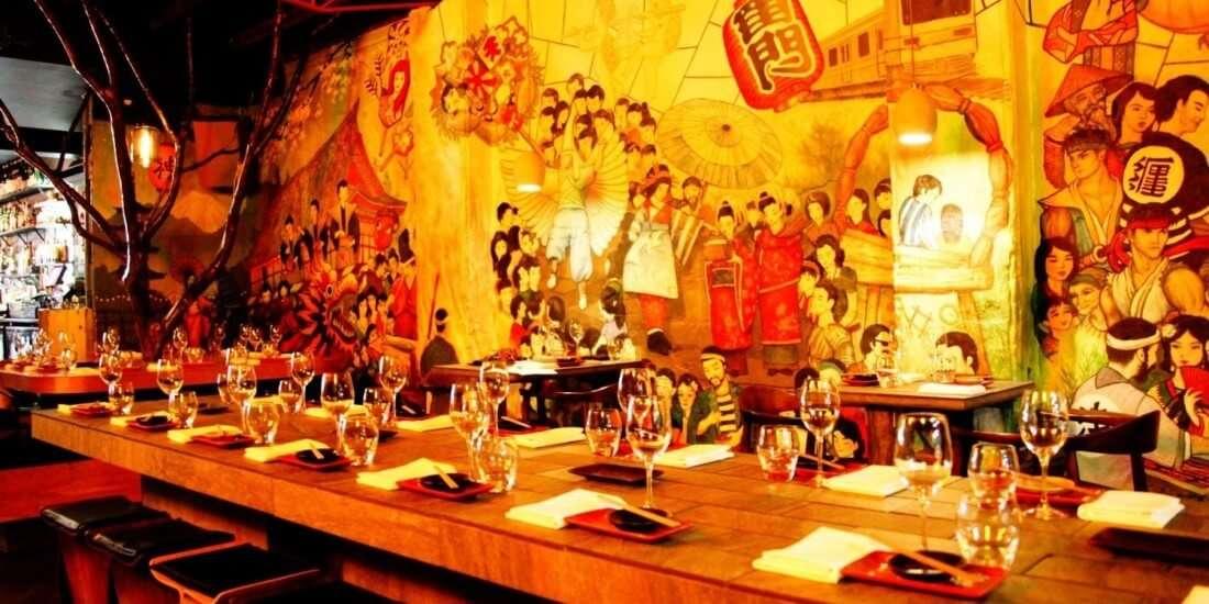Estu Izakaya là quán ăn ở Gold Coast Úc có vị trí đẹp cùng món ăn Nhật ngon miệng