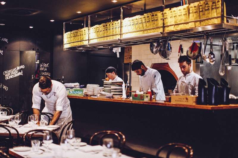 Italian and Sons là nhà hàng ở Canberra Úc nên ghé thử
