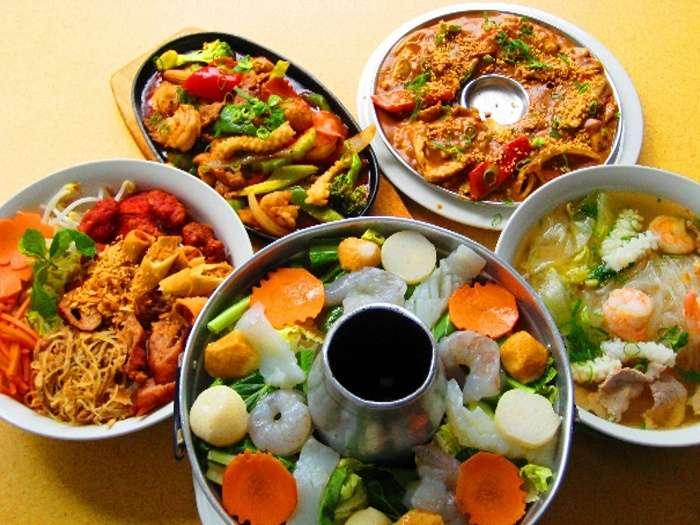 Nhà hàng Nam Vietnamese ở Wollongong Úc có nhiều món ăn ngon và  phục vụ cả đồ ăn mang về