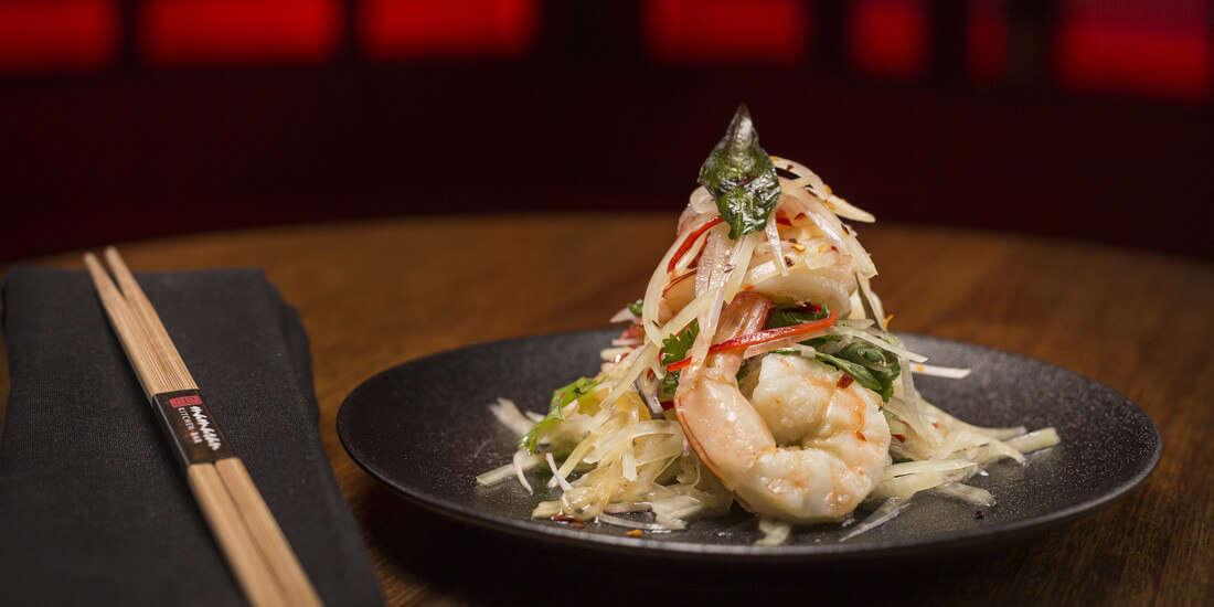 Nhà hàng nổi tiếng ở Gold Coast Úc Mamasan Kitchen mang đến ẩm thực Đông Nam Á