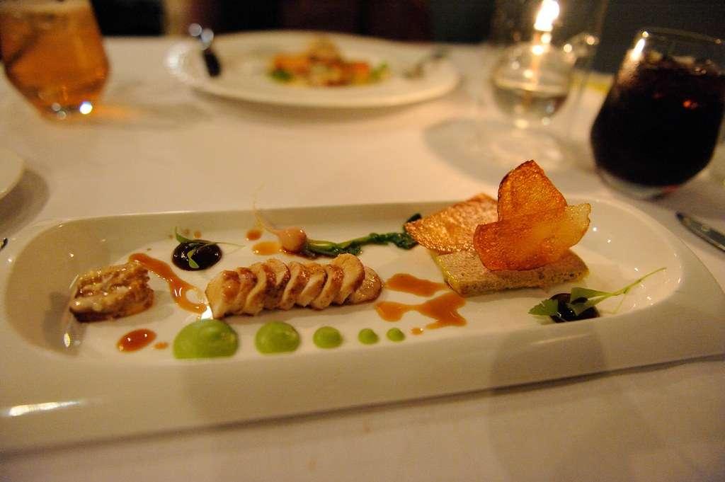 Nhà hàng ở Canberra tốt nhất không thể bỏ qua Courgette Restaurant