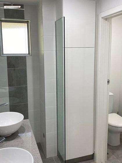 Phòng vệ sinh riêng với phòng tắm