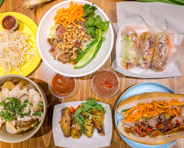 Saigon Senses nổi tiếng với món bánh mì kẹp thịt các loại ở Wollongong