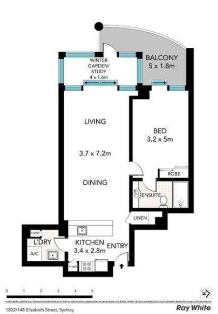 Sơ đồ mặt bằng căn hộ ở Úctrung tâm Sydney 2020