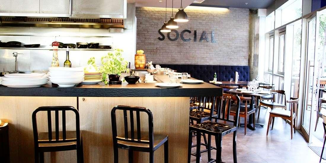 Social Eat House là quán ăn ở Gold Coast được yêu thích của dân địa phương