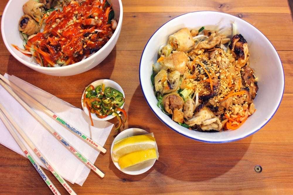 Mama Tran ở Perth có nhiều món ăn Việt hấp dẫn