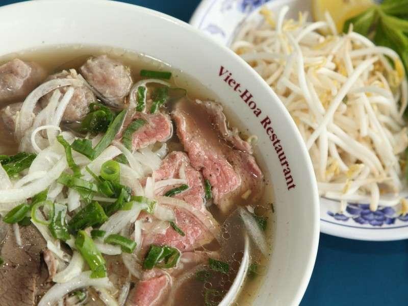 Nhà hàng Viet Hoa là nhà hàng Việt ở Perth được yêu thích