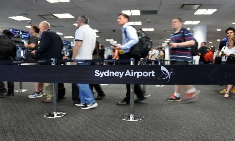 Thủ tục và mẫu tờ khai nhập cảnh Úc, hàng hóa không được mang