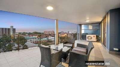 Mua căn hộ ở thành phố Perth Úc 2020 hai phòng ngủ giá cực tốt