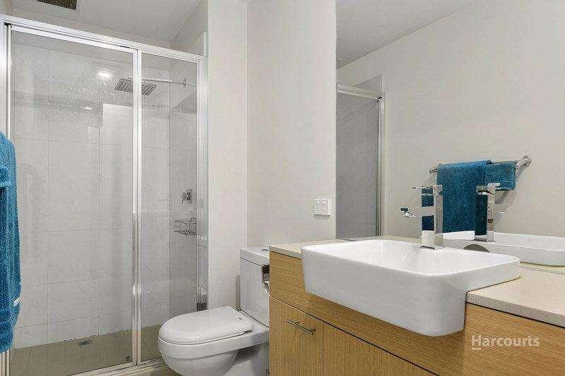Phòng tắm của căn hộ chung cư