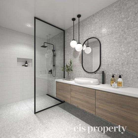 Phòng tắm đẹp lôi cuốn và vô cùng sang trọng
