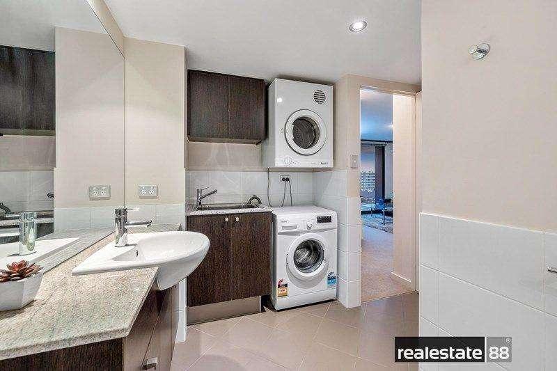 Tích hợp chỗ giặt đồ bên trong phòng tắm