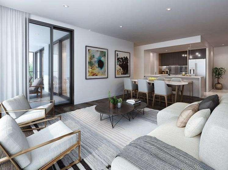 Các đồ nội thất cao cấp, chất lượng vô cùng phong cách trong các căn hộ