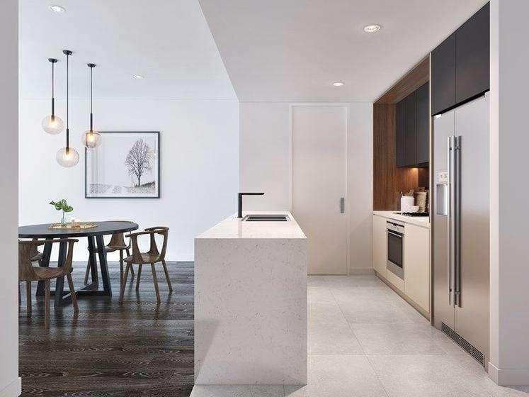 Thiết kế hiện đại của các mẫu căn hộ ở Aire