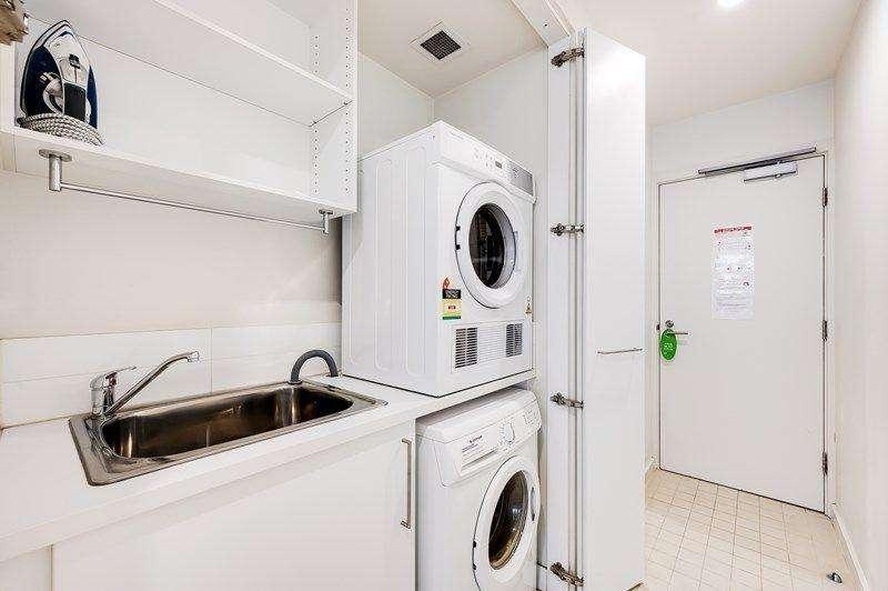 Chung cưcòn có phòng giặt là riêng biệt
